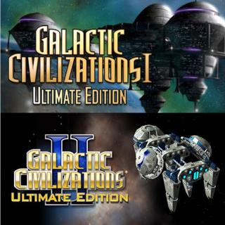 Galactic Civilizations II , & I - INSTANT