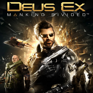 Deus Ex Mankind Divided - Steam - INSTANT
