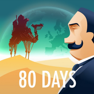80 Days - Steam - INSTANT