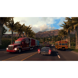 American Truck Simulator - Steam - PC/Mac - INSTANT DELIVERY