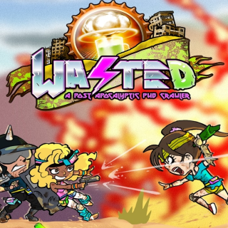 Wasted - Steam - INSTANT