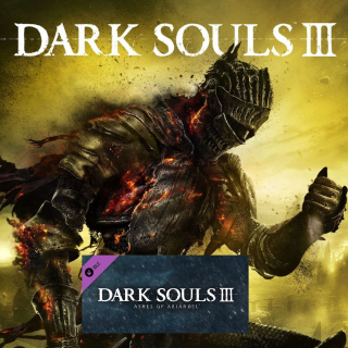 Dark Souls III + Ashes of Ariandel DLC - Steam - INSTANT DELIVERY