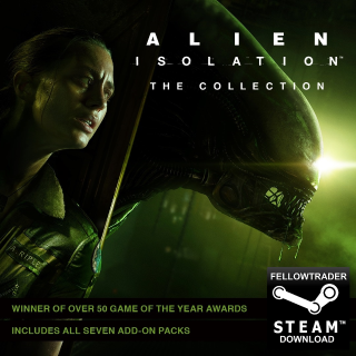 Alien Isolation The Collection - PC + Mac - INSTANT DELIVERY!