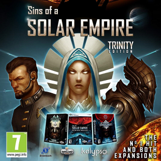 Sins of a Solar Empire: Trinity Edition - Steam - INSTANT