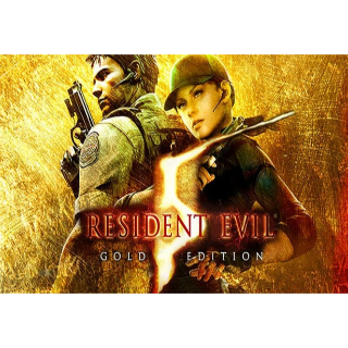 Resident Evil 5 Gold Edition - Steam - INSTANT DELIVERY