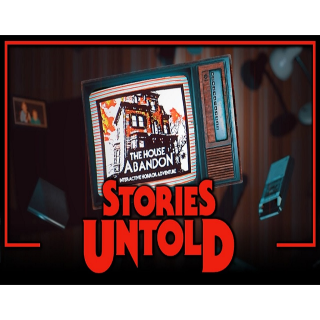 Stories Untold - Steam - INSTANT