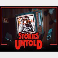 Stories Untold - INSTANT