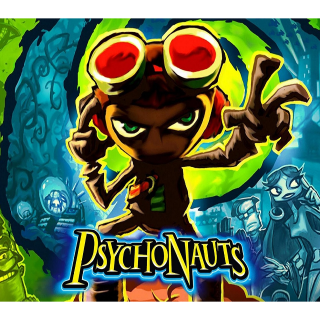 Psychonauts + FREE Game - Steam - INSTANT