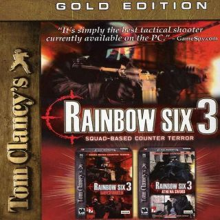 Tom Clancy's Rainbow Six 3: Gold Edition Uplay - LINK