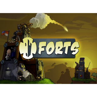 Forts - Steam - INSTANT DELIVERY