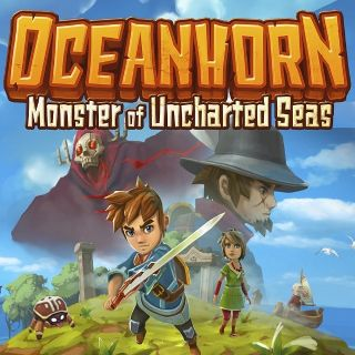 Oceanhorn: Monster of Uncharted Seas - LINK