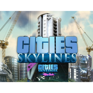 Cities Skylines + After Dark DLC - Steam - PC + Mac - INSTANT DELIVERY