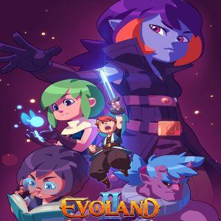 Evoland 2 - LINK