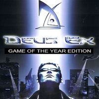 Deus Ex GOTY Game of the Year Edition - INSTANT