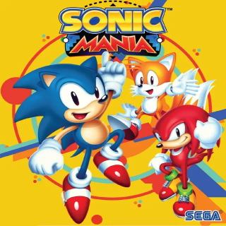 Sonic Mania - Steam - INSTANT