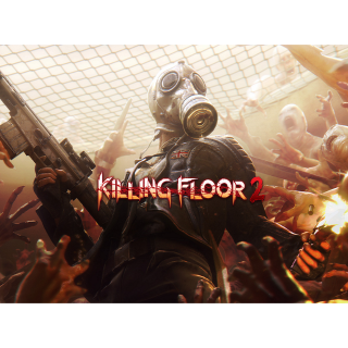 Killing Floor 2 + FREE Game - Steam - INSTANT DELIVERY