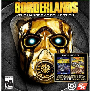 Borderlands The Handsome Collection - Steam - INSTANT DELIVERY