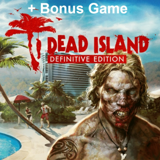 Dead Island Definitive Edition + Free Game - Steam - INSTANT DELIVERY
