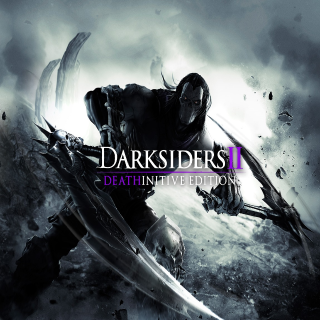 Darksiders II Deathinitive Edition - Steam - INSTANT