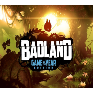 Badland Game of the Year- INSTANT