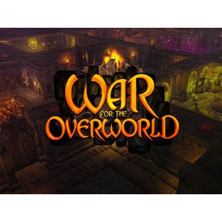 War for the Overworld - Steam - PC + Mac - INSTANT DELIVERY