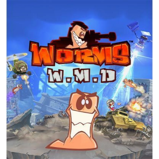 Worms W.M.D. - Steam - INSTANT