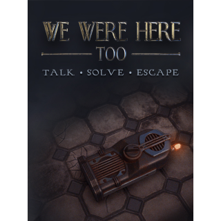 We Were Here Too - Steam - PC + Mac - INSTANT DELIVERY