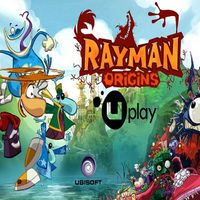 Rayman Origins - Uplay