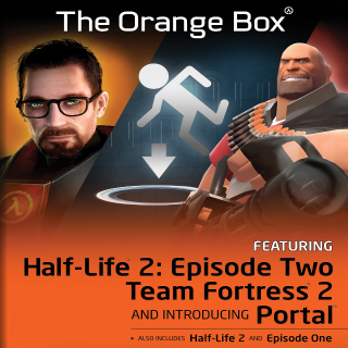 The Orange Box - Steam - INSTANT