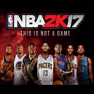 NBA 2K17 - Steam - North America - INSTANT DELIVERY