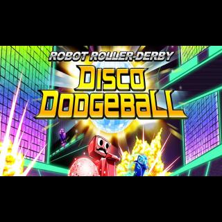 Robot Roller-Derby Disco Dodgeball - Steam - INSTANT DELIVERY