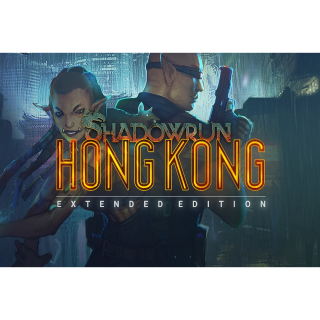 Shadowrun Hong Kong Extended Edition - Steam - INSTANT