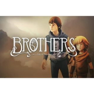 Brothers A Tale of Two Sons - Steam - Instant Delivery
