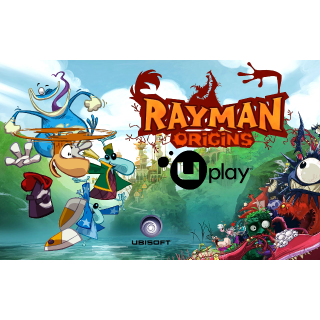 Rayman Origins - Uplay Key - PC - INSTANT DELIVERY