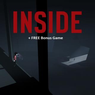 Inside - Steam + BONUS! INSTANT