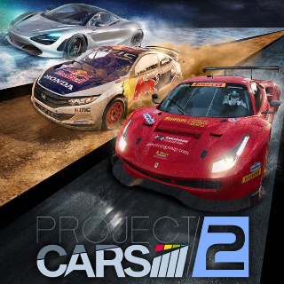 Project Cars 2 + Japanese Cars Bonus Pack  - INSTANT