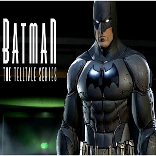 Batman The Telltale Series - Steam - INSTANT - RARE!