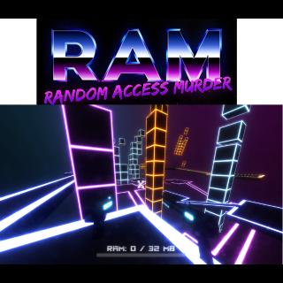 RAM Random Access Murder - Steam - INSTANT DELIVERY