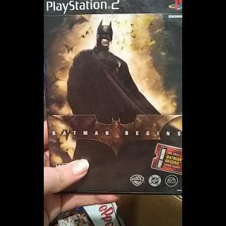 Batman: Begins
