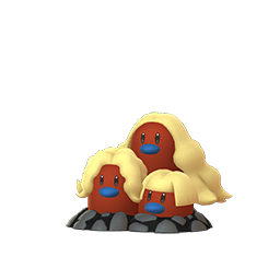Other | Shiny Dugtrio