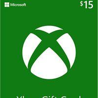 Code | Xbox 15$ Gift Card