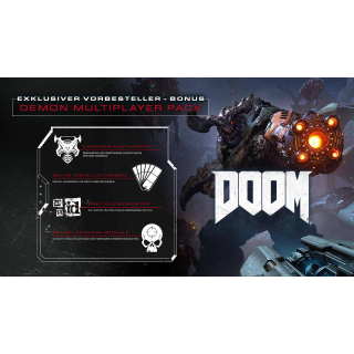 Doom Demon Multiplayer Pack