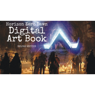 Horizon Zero Dawn Digital Artbook and Theme