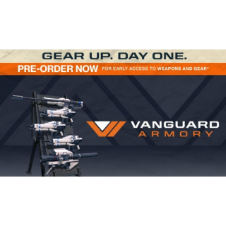 Destiny Vanguard Armory