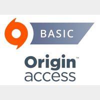 EA Origin Access Basic 1 Month Key