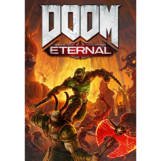 DOOM Eternal Bethesda PC Standard Edition EUROPE