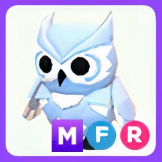 Limited   MFR Snow Owl