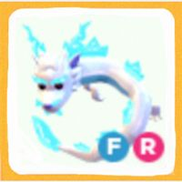 Pet   FR FROST FURY ADOPT ME