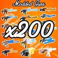 Modded Guns