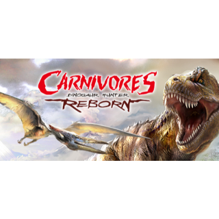 Carnivores: Dinosaur Hunter Reborn (Steam Digital Key) [INSTANT DELIVERY]
